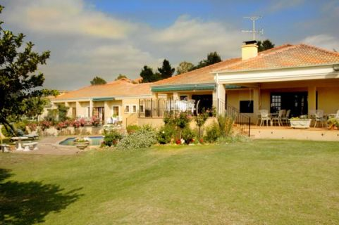 Bed Breakfast Sandton Amber Rose Country Estate